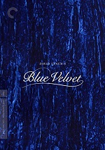 Blue Velvet - Criterion Collection
