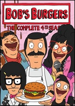 Bobs Burgers - The Complete 4th Season