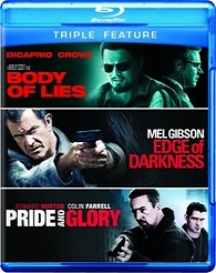 Body Of Lies / Edge Of Darkness / Pride And Glory (BLU-RAY)
