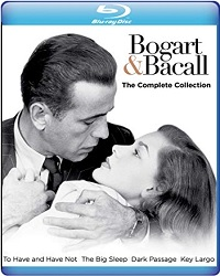 Bogart & Bacall - The Complete Collection (BLU-RAY)