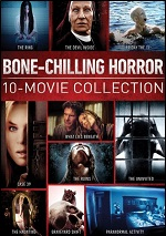 Bone-Chilling Horror Movie Collection
