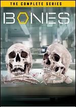 Bones - The Complete Series