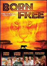 Born Free - The Complete Collection