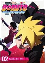 Boruto - Naruto Next Generations - Set 2