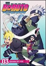 Boruto - Naruto Next Generations - Set 3