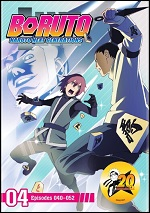 Boruto - Naruto Next Generations - Set 4
