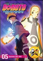 Boruto - Naruto Next Generations - Set 5
