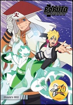 Boruto - Naruto Next Generations - Set 7