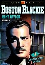 Boston Blackie - Volume 4