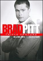 Brad Pitt - Triple Feature