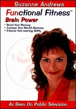 Brain Power - Functional Fitness With Suzanne Andrews