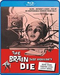 Brain That Wouldn't Die (BLU-RAY)