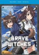 Brave Witches - The Complete Series (DVD + BLU-RAY)
