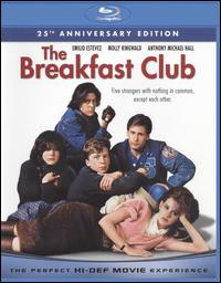 Breakfast Club - 25th Anniversary Edition - BLU-RAY