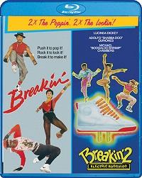 Breakin / Breakin 2: Electric Boogaloo (BLU-RAY)