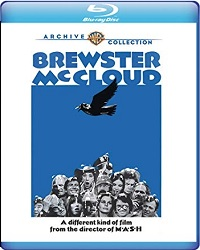 Brewster McCloud (BLU-RAY)