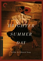 Brighter Summer Day - Criterion Collection