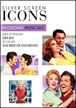 Broadway Musicals - Silver Screen Icons