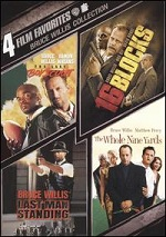 Bruce Willis Collection - 4 Film Favorites