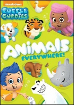Bubble Guppies - Animals Everywhere!