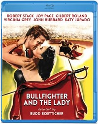 Bullfighter And The Lady (BLU-RAY)