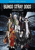Bungo Stray Dogs - Season Three (DVD + BLU-RAY)