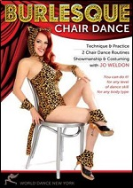 Burlesque Chair Dance - Technique & Routines With Jo Weldon