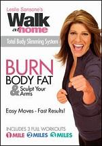 Burn Body Fat & Sculpt Your Arms With Leslie Sansone