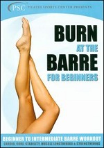 Burn At The Barre - For Beginners