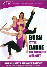 Burn At The Barre - Intermediate To Advanced Workout