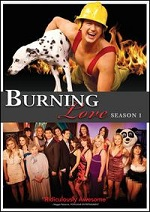 Burning Love - The Complete First Season