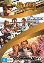 Burt Reynolds 3-Movie Collection