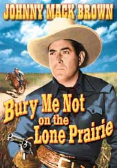 Bury Me Not On The Lone Prairie