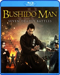 Bushido Man - Seven Deadly Battles (BLU-RAY)