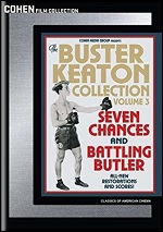 Buster Keaton Collection - Vol. 3