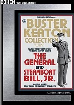 Buster Keaton Collection - Vol. 1