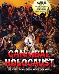 Cannibal Holocaust - BLU-RAY