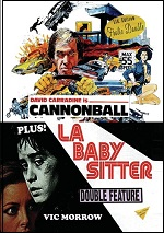 Cannonball / L.A. Babysitter