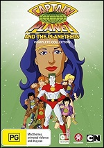 Captain Planet And The Planeteers - The Complete Collection