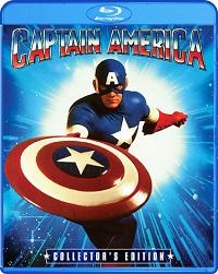 Captain America - Collectors Edition (BLU-RAY)