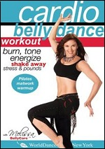Cardio Bellydance With Melissa