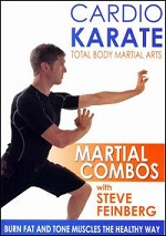Cardio Karate - Total Body Martial Arts  Martial Combos With Steve Fienberg