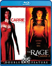 Carrie / The Rage: Carrie 2 (BLU-RAY)