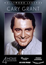 Cary Grant - 4 Movie Collection