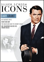 Cary Grant - Silver Screen Icons