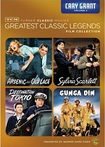 Cary Grant Vol. 2 - TCM Greatest Classic Legends Film Collection