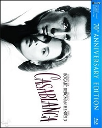 Casablanca - 70th Anniversary Edition (BLU-RAY)