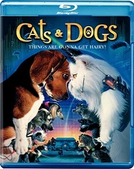 Cats & Dogs (BLU-RAY)