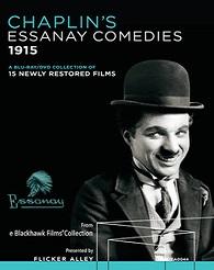 Chaplins Essanay Comedies (BLU-RAY + DVD)