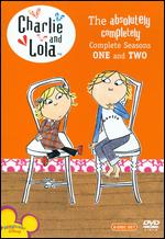 Charlie & Lola - The Absolutely Completely Complete Seasons One And Two